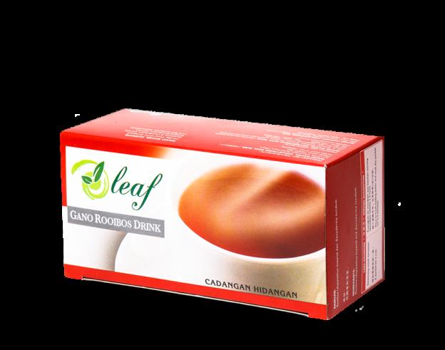 Ceaiul Oleaf Gano Rooibos Drink